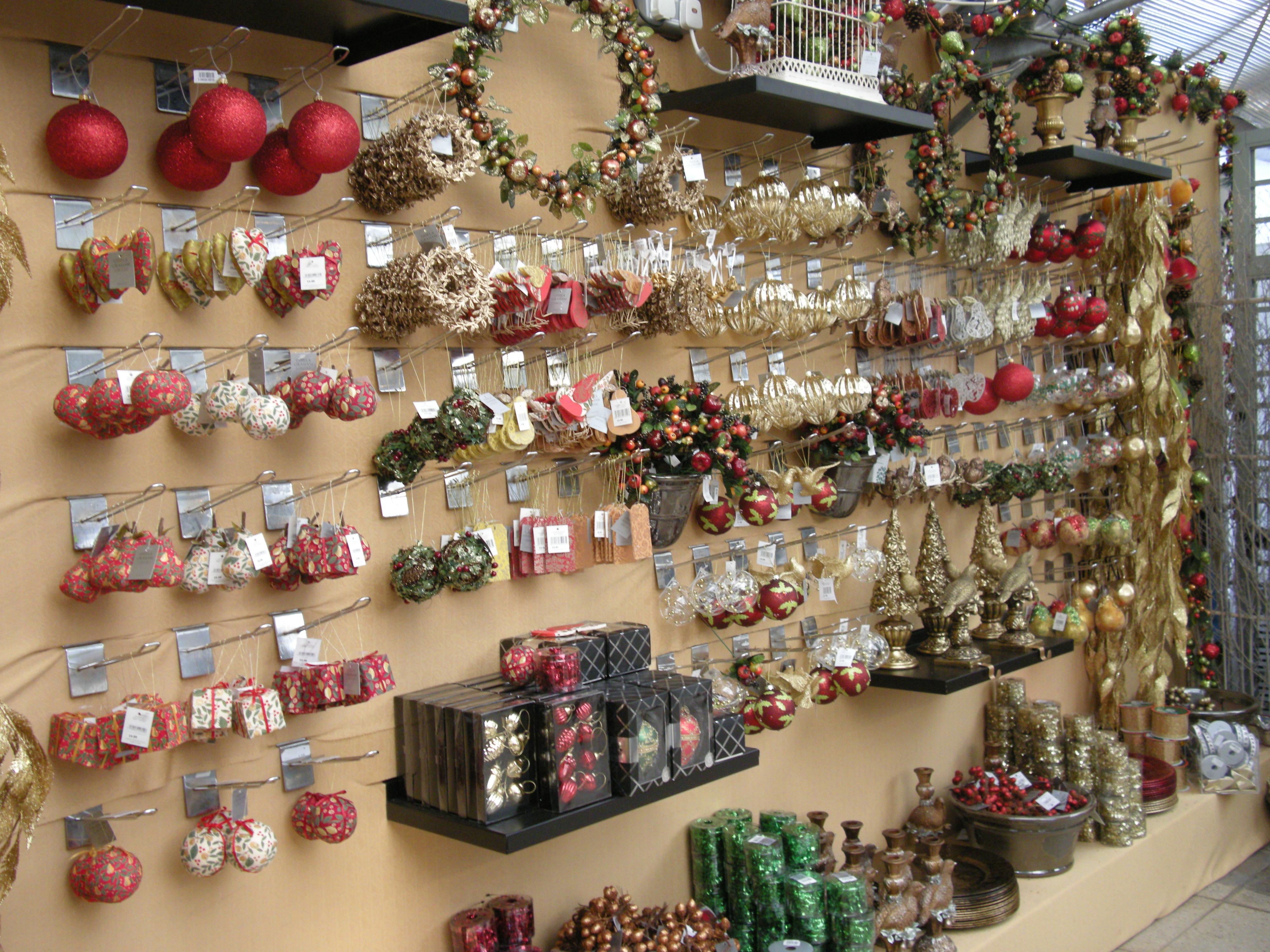 shop decoration